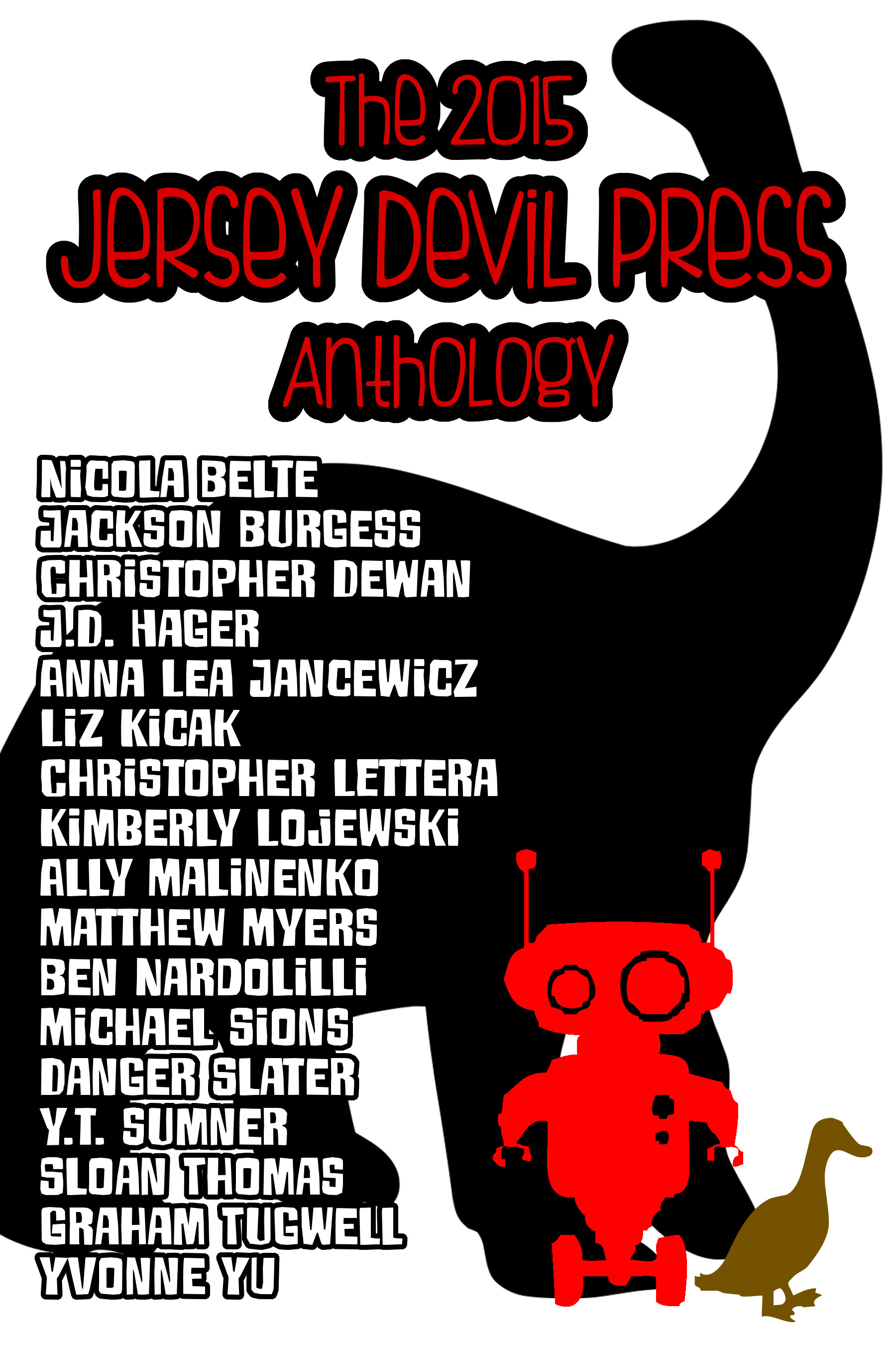 2015 Anthology Cover